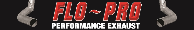 We install Flo Pro Performance Exhaust